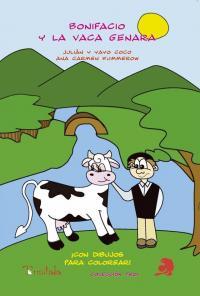 Bonifacio y la vaca Genara