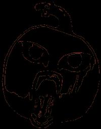 Calabazas en el Trastero (logo)