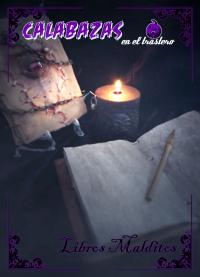 Calabazas en el Trastero: Libros malditos