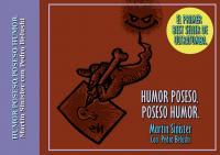 Portada: Humor poseso, poseso humor