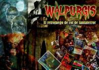 Walpurgis, el retrojuego de rol de fantaterror de los '60, '70 y '80