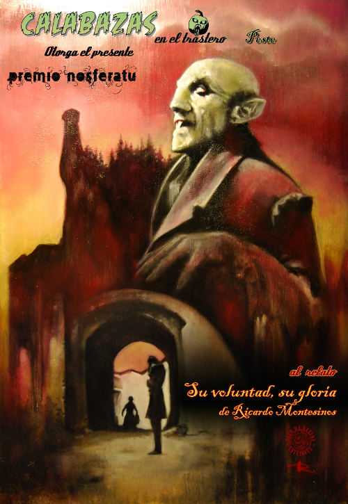 Premio Nosferatu - Peste - Su voluntad, su gloria